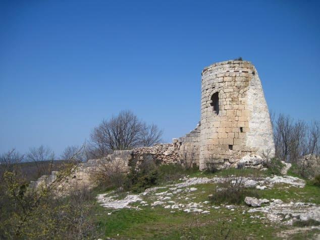крымские крепости