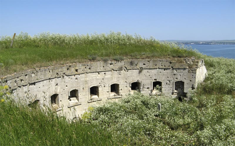 крепости Крыма фото с описанием