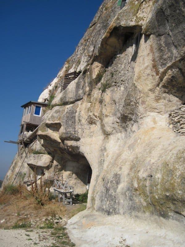 Благовещенский монастырь Мангуп фото