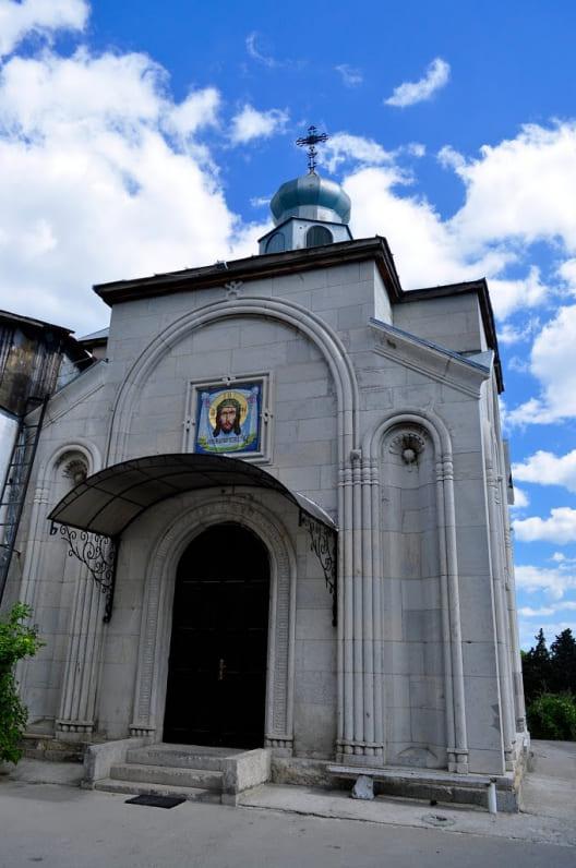 церковь равноапостольной Нины