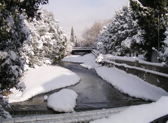 Река Дерекойка в Ялте