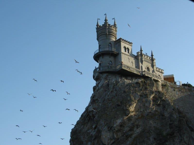 Ласточкино Гнездо Крыма