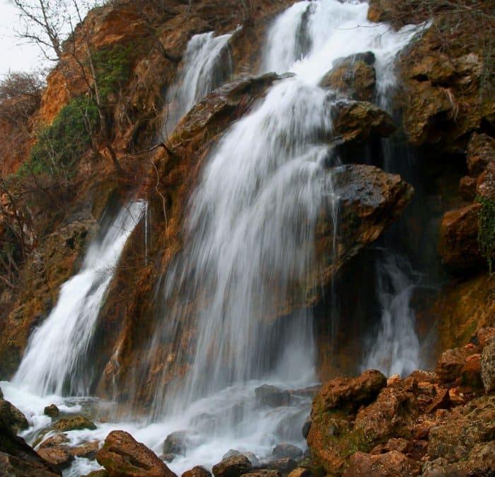 Су-Учхан фото водопада