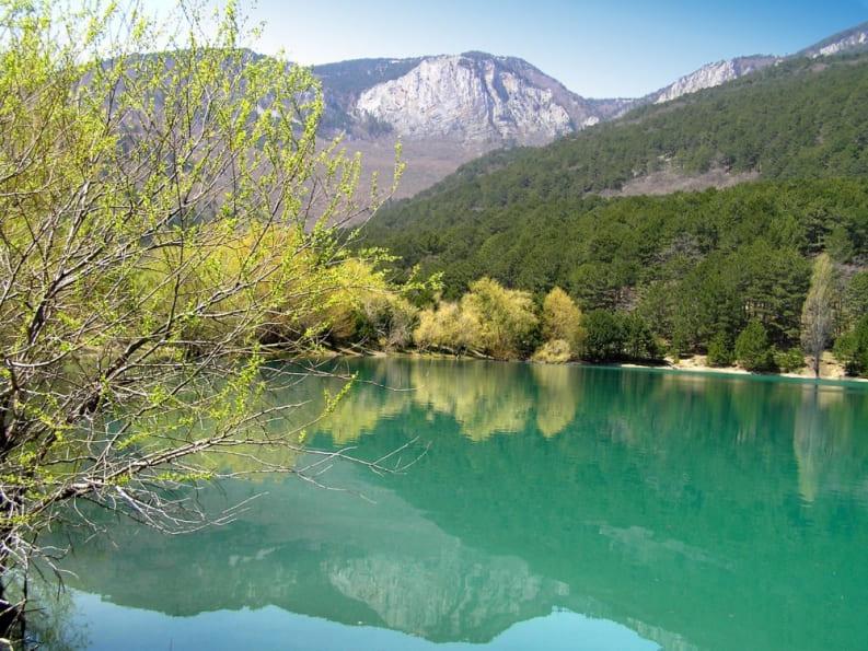 озера Крыма