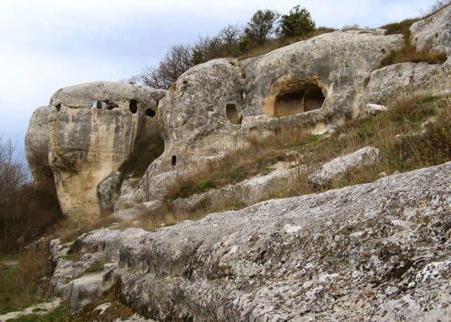 Поход пещерные города Крыма