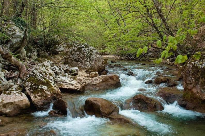 реки Крыма названия