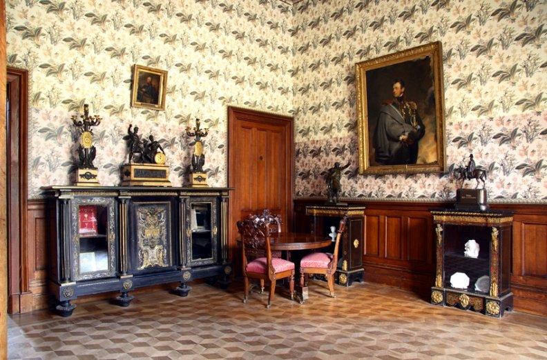 Воронцовский дворец фото внутри