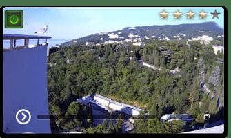 веб камера Приморский парк Ялта