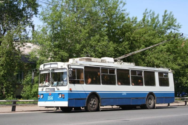 когда пустят троллейбусы в крыму