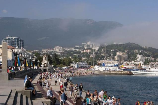 Стоимость отдыха в Крыму