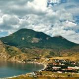 Гора Карадаг фото