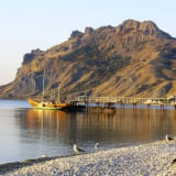 Карадаг (Крым) фото с Коктебеля