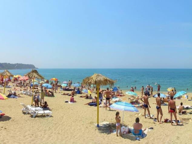 Черное море загрязнено