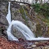 Водопад Гейзер на реке Алака