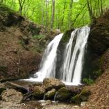 водопад Головкинского в мае