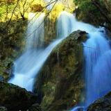 Полноводный водопад Су-Учхан