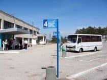 Расписание автобусов Бахчисарай - Севастополь