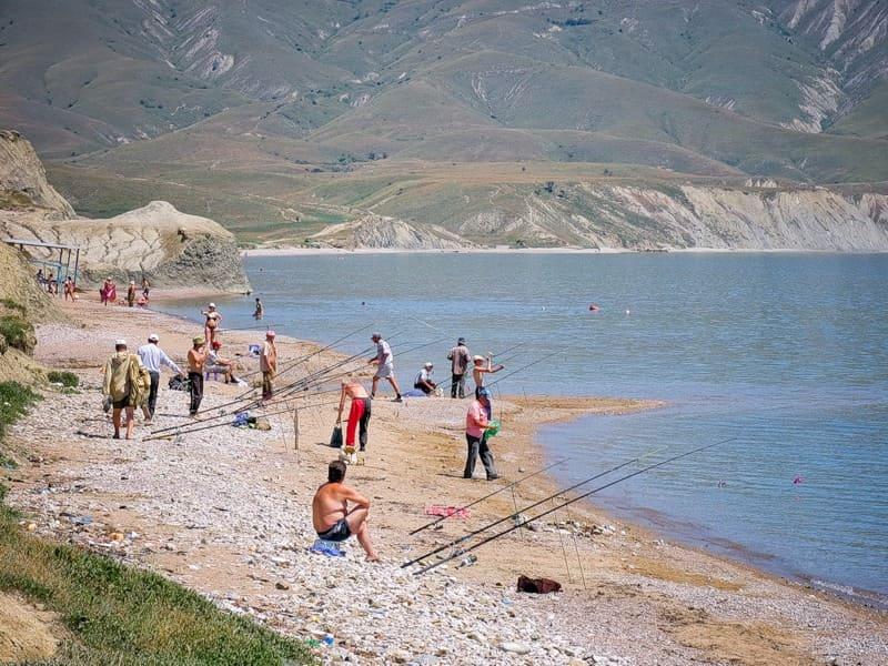 есть ли рыбалка в крыму