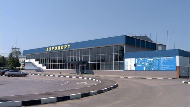 самолет Симферополь Анапа