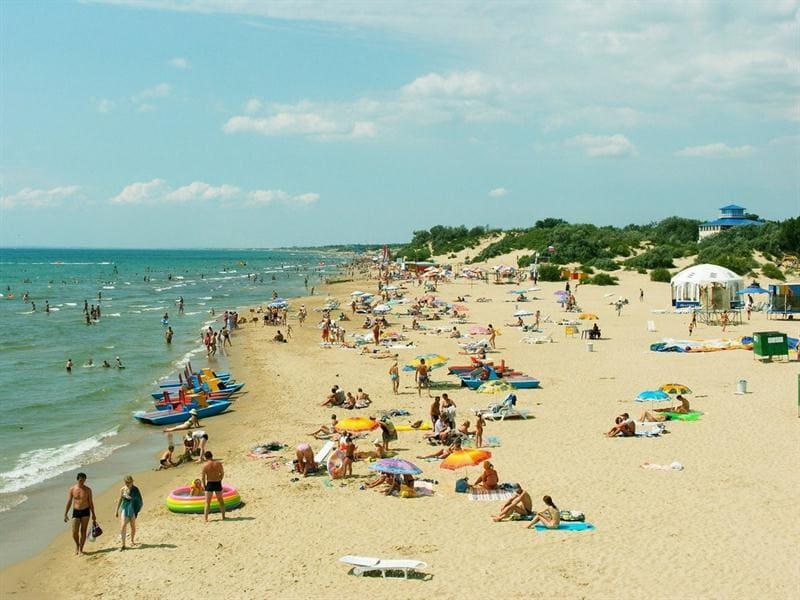 Пляжи анапы фото отзывы 2018