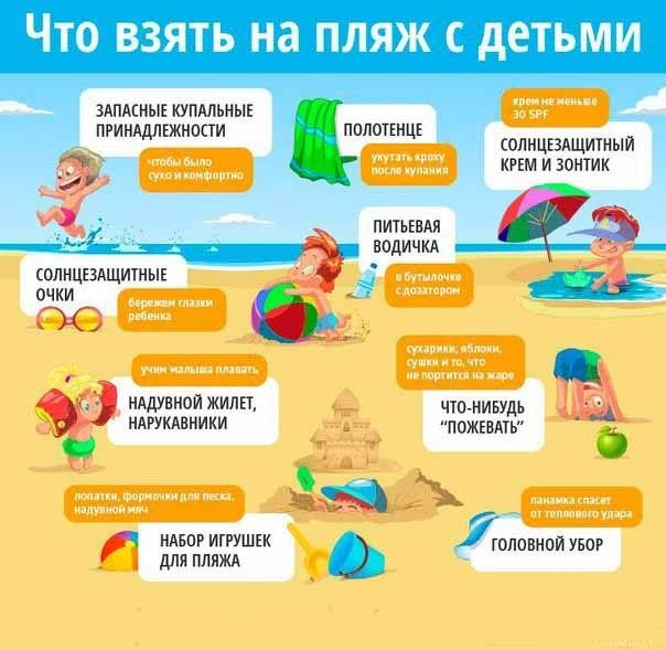 лайфхаки для пляжного отдыха поэтому выбирайте