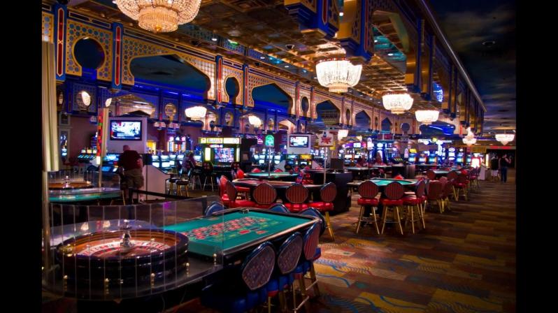Где откроют казино в крыму русская рулетка в crossfire
