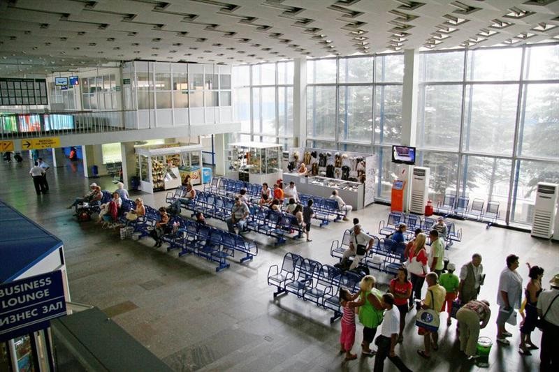 вокзал в Анапе фото