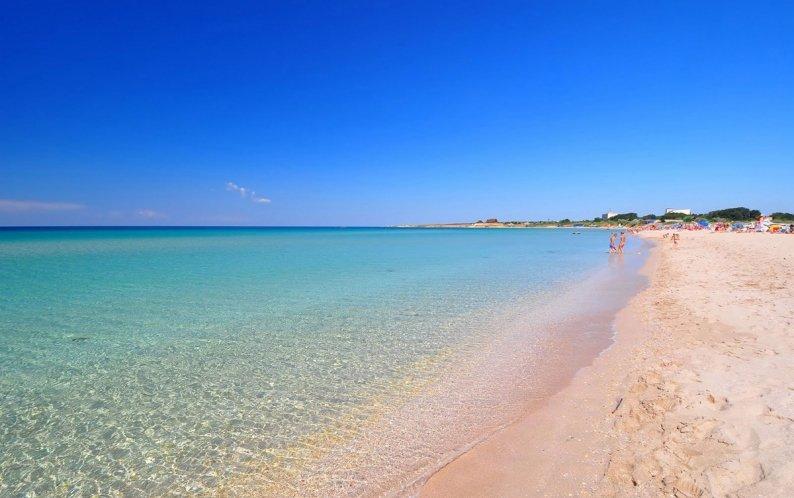Песочные пляжи крыма