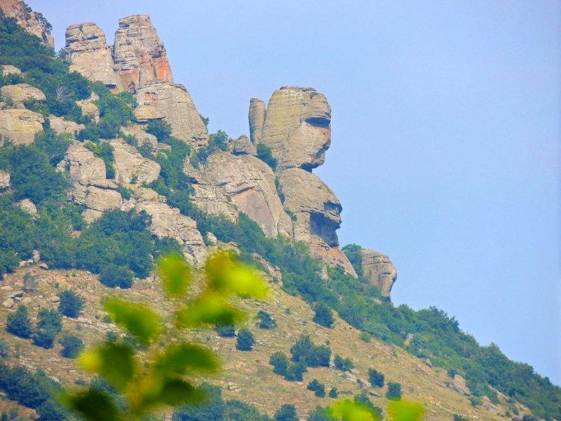 Поход по пещерным городам Крыма