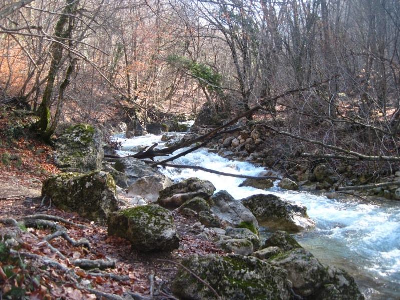 Водопады реки озера Крыма полезные сведения водные ресурсы Крыма
