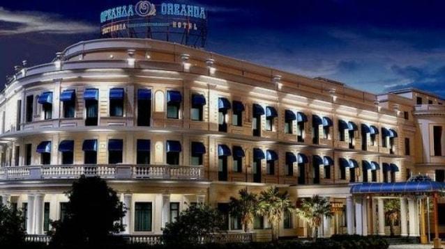 """Отель """"Ореанда"""" (Ялта) - роскошь и величие царской эпохи"""