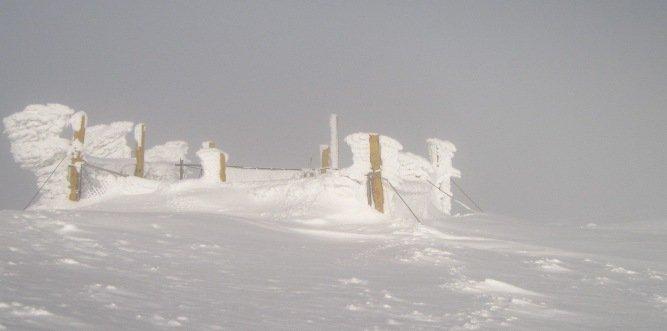 Ташлы-Баир зимой