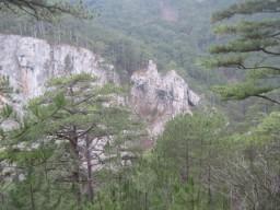 скалы в Уч-Коше