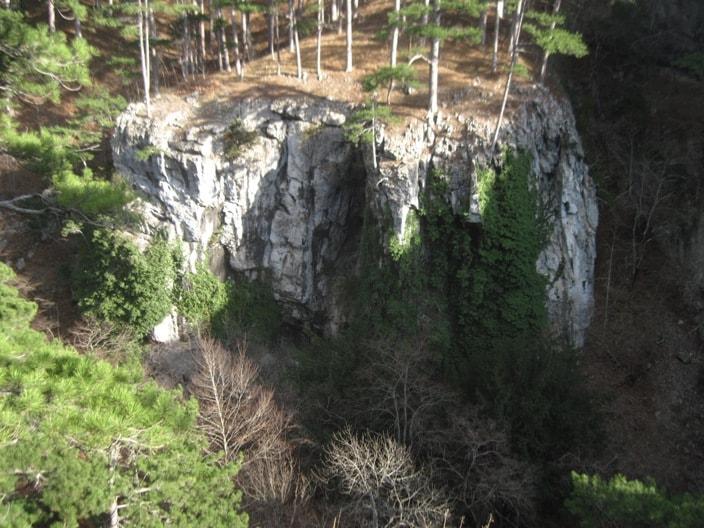 скала Хысыр-Кая