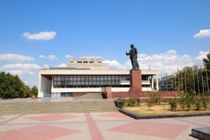 веб камера Симферополь площадь Ленина
