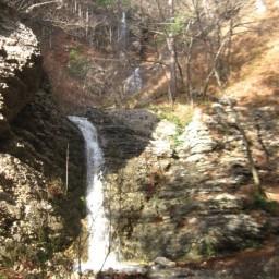 водопады на реке Оксек