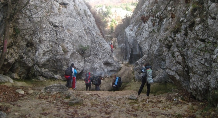 Водопад на Баге