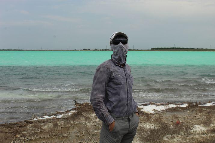 Красное озеро фотосессия