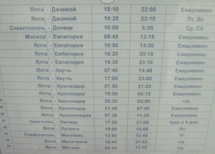 расписание 102 маршрутки первомайск